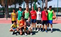 II Torneo de Baloncesto 3X_4