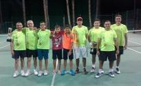 Tenis dobles, XI Fiesta Raqueta 2015_2