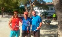 Tenis dobles, XI Fiesta Raqueta 2015_3