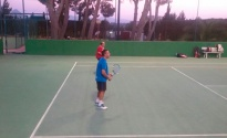 Tenis dobles, XI Fiesta Raqueta 2015_6