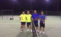 Tenis dobles, XI Fiesta Raqueta 2015_7